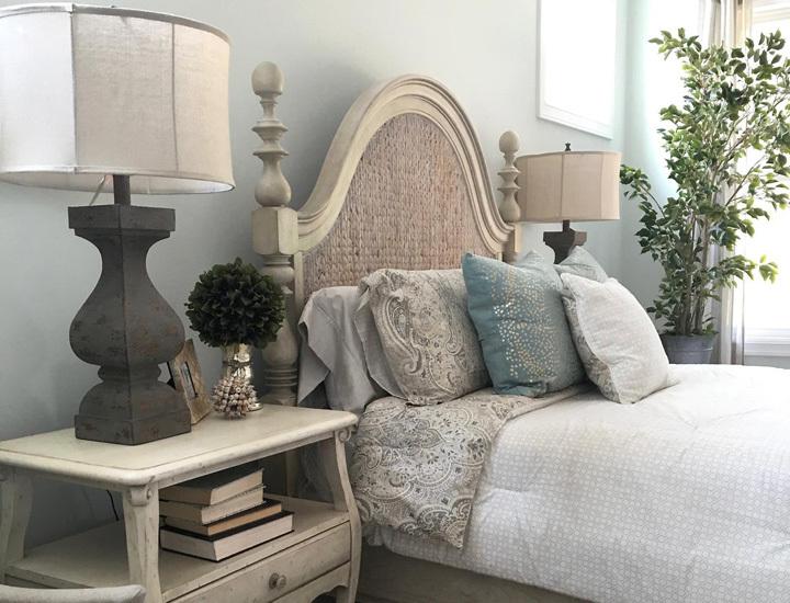 home-arama-bedroom-silk-arrangments