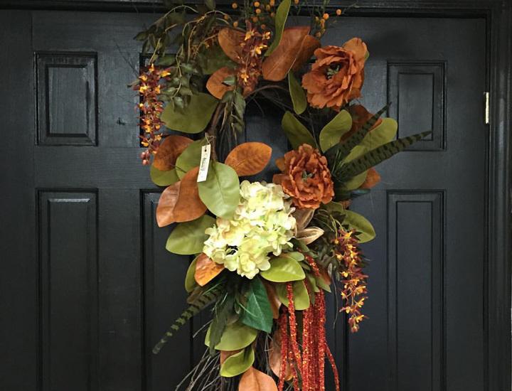 silk-flower-wreath-fall