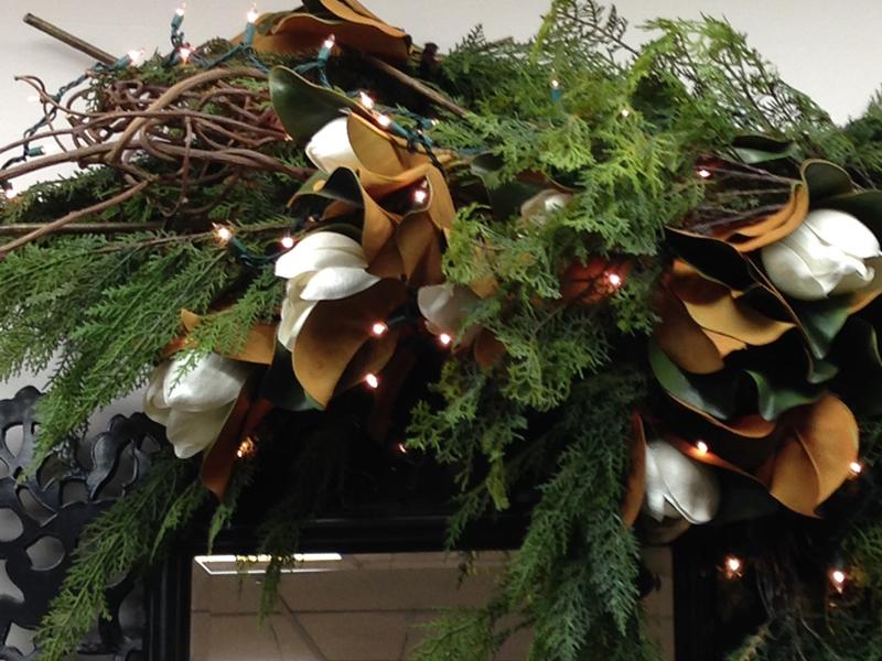Thanksgiving garland decorations