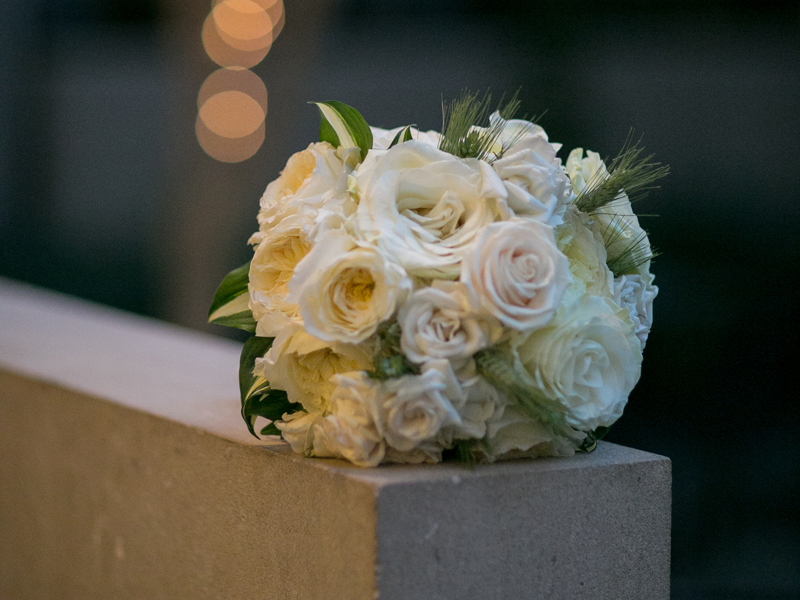 Photo of a Rustic Chic Wedding bouquet