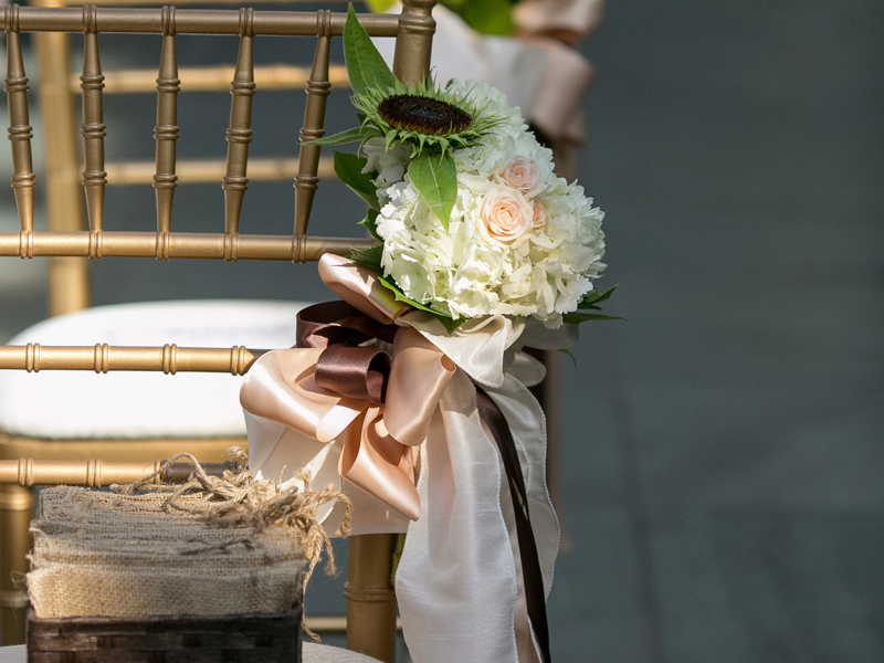 Photo of a Rustic Chic Wedding decorations