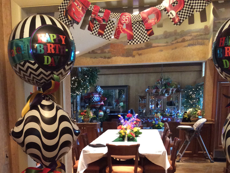 Senior Birthday Party Decorations