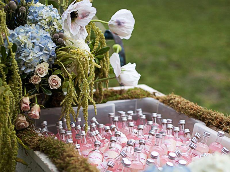 Rustic dream floral arrangement