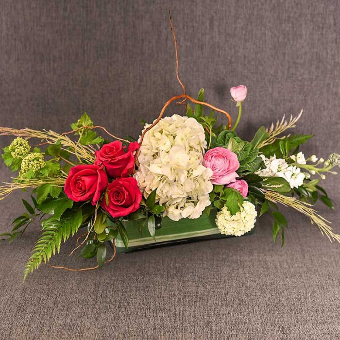 Country Charm flower arrangement